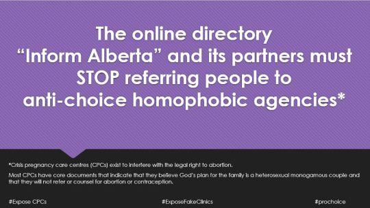 Inform Alberta
